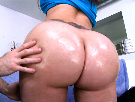 bangbros First time girl shooting porn has the biggest most amazing ass ever