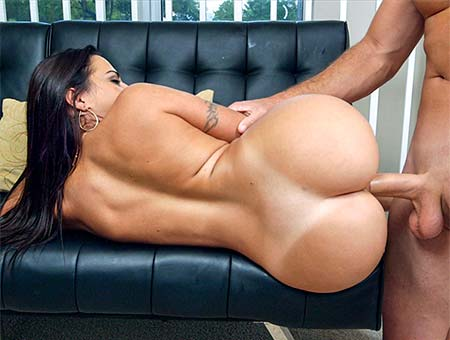 bangbros Julianna Vega Get's Railed