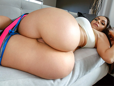 bangbros Marta LaCroft and her tremendous ass