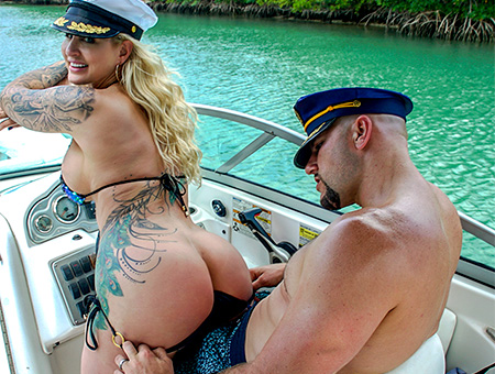 bangbros Doing Anal In A Wild Boat Ride