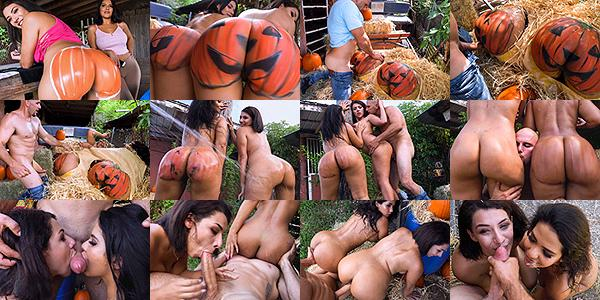 pumpkin xxx patch porn