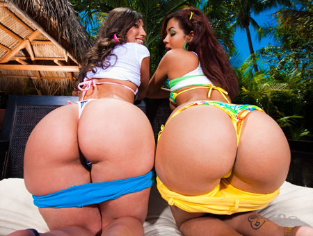 bangbros HOLY SHIT!! ASS FOR THE WHOLE YEAR!!!