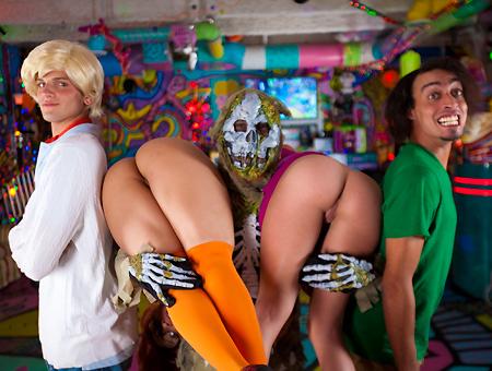 bangbros Big Ass Haunted Mansion