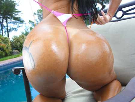 bangbros Monica Santhiago's Huge Brazilian Ass