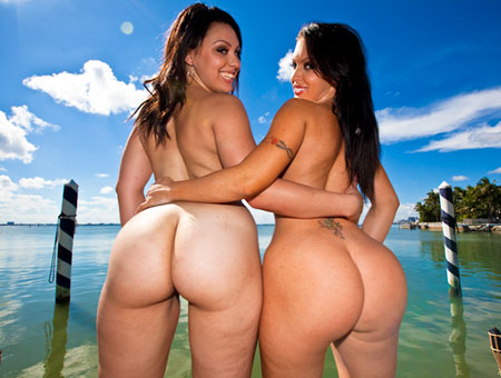 bangbros Bella Foxx & Jenna Presley