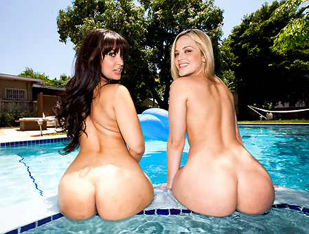 bangbros They Make it Clap! w/ Alexis Texas & Liz