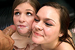 backroomfacials Casting Together A Couple Amateur Newbies For Their First Threesome