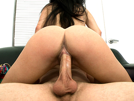 bangbros Teeny Girl Gets Facialed