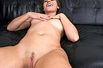 bangbrosangels Brunette Rubs Her Thick Pussy!
