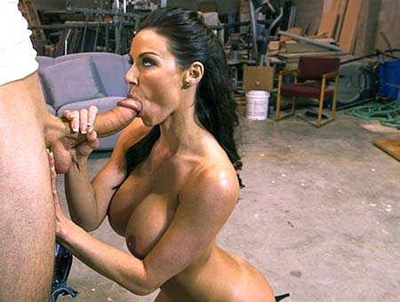bangbros Cock addicted MILF gets award for sex