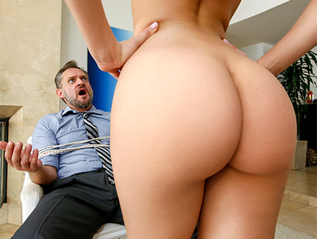 bangbros Stepdaughter Takes Control
