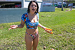 bangbus Cuban Babe deserving of dick gets picked up