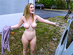 bangbus Big Tit Blonde Tricked and Fucked