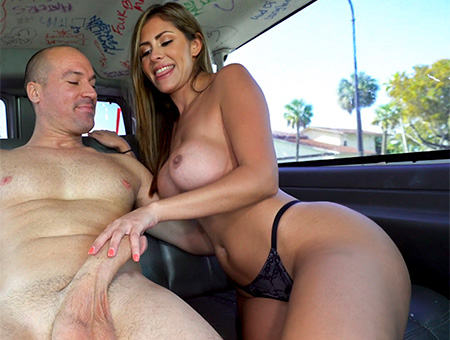 bangbros Sexy Realtor Rides on The Bus
