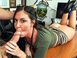 bangcasting Brittany Shae Shows Us What She's Got