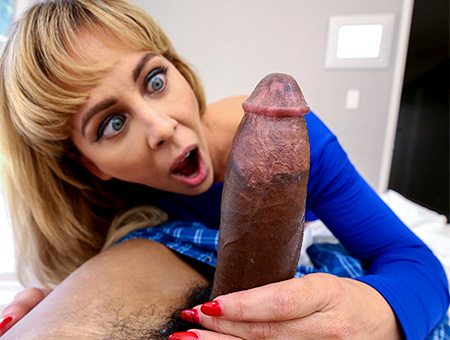 bangbros Cock Hungry MILF Finally Got Her Nut