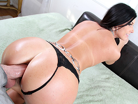 bangbros Porn-Star Fucked In The Ass Then Swallows!
