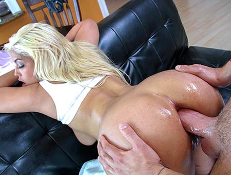 bangbros Anal Sex And A Pussy Creampie For Bridgette B!