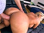 bigtitcreampie mobile porn Fat pussy gets a cream pie