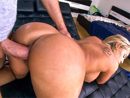 bangbros Fat pussy gets a cream pie