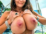 bigtitsroundasses.com Big Tits Ava Addams gets an Anal Excavation