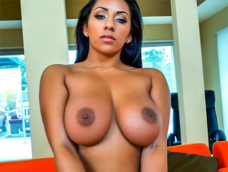 bangbros Priya Price Showing off those big boobs!