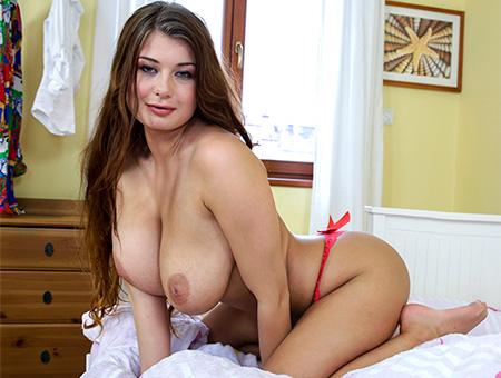 bangbros Lucy Li's Giant Tits