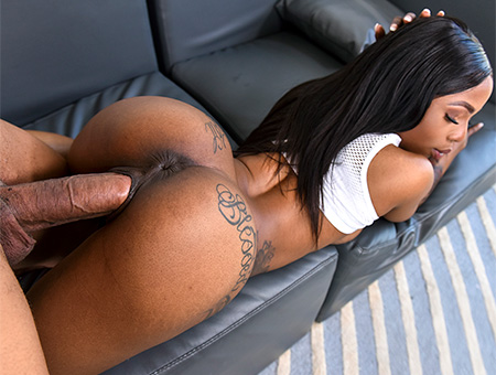 bangbros Ebony Sarah Gets Fucked Deep