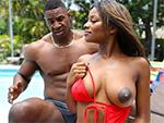 brownbunnies.com Ebony Lola Gets Stepbro Dick