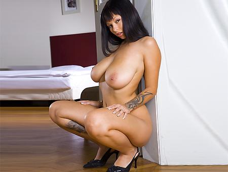 bangbros Domino's Tits Are Big!