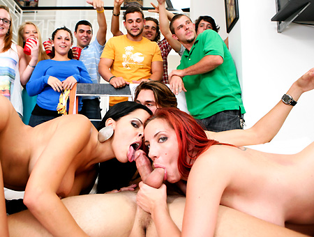 bangbros Pornstars Crash Another Party
