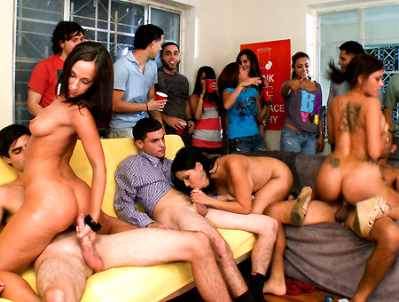 bangbros Getting Some College Dick