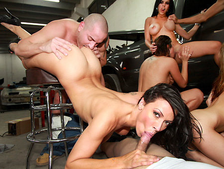 bangbros The All Star Fuck Team Five
