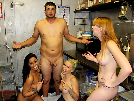 bangbros The Cook Is In The Pussy W/ Tiffany Brookes, Stevie Shae, Marie McCray