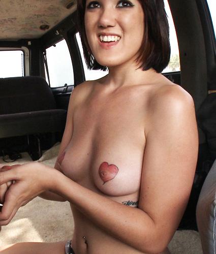 bangbros pornstar Nina Heart
