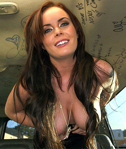 pornstar Roxii Blair