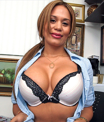 pornstar Samantha Bell