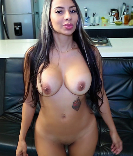 bangbros pornstar Catalina Diaz