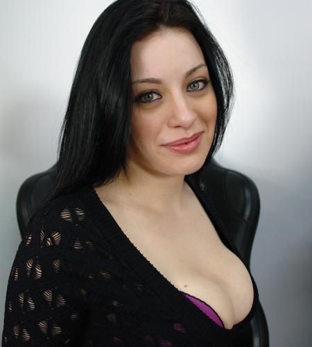 pornstar Vanessa James