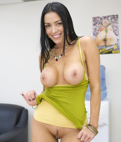 bangbros pornstar Vanilla Deville
