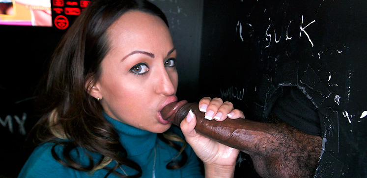 bangbros Gloryholes Office secretary assigned to the gloryhole room
