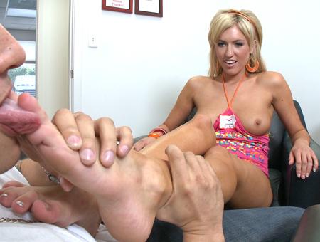 bangbros I Fucked Her Feet!!