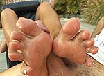 magicalfeet Mariah Milano and her Pretty Toes!!