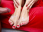 magicalfeet Toes That Will Make You Cum W/Sarah Vandella