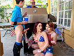 momishorny Awesome 4th Of July Threesome