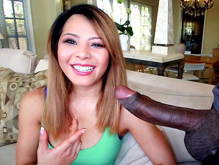 bangbros Petite Amateur Asian Fucked By Huge Black Cock