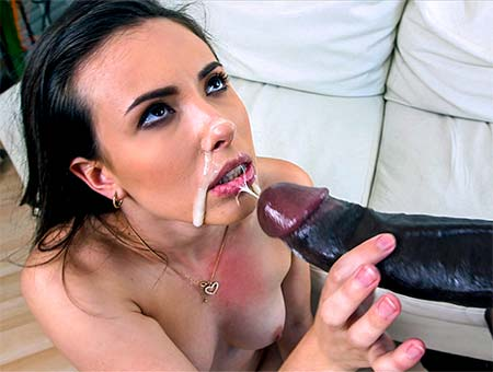 bangbros Casey Calvert finds a monster cock to fuck her in the ass