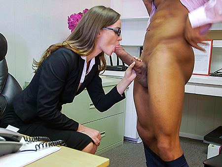 bangbros Tali Dova's long hard day at work