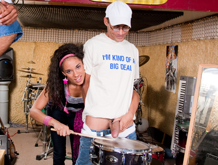 bangbros Rock Out With Your Cock Out