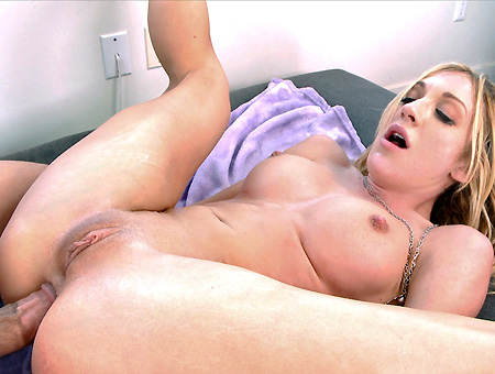 bangbros She gets fucked so hard in the ass her pussy squirts